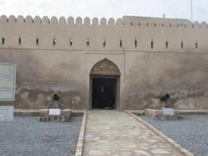 Khasab Castle