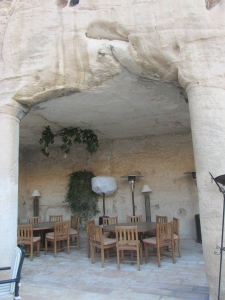 Cave Bar in Petra