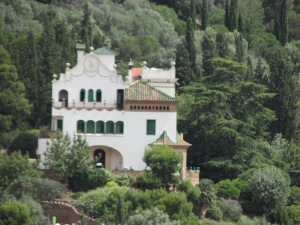 Guell's house
