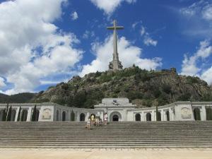 Valle de los Caidos monastery