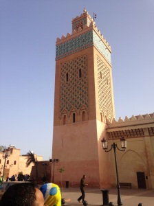 Minaret of Grand Mosque