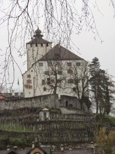 Waldenburg Castle
