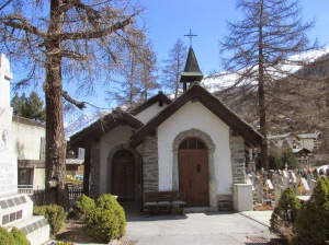 small chapel in Zermot