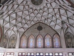 Talk about vaulted ceiling!