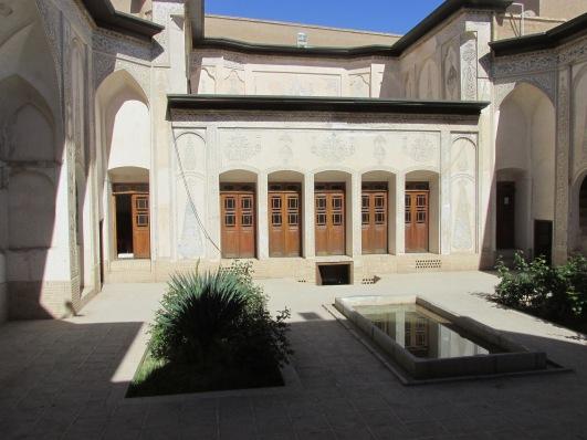 Still another courtyard