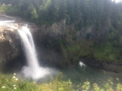 Snoqualmie Falls (thank you Carol Gary!)