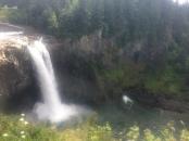 Snoqualmie Falls (thank you Carol Gary!)