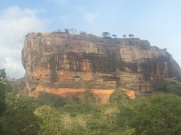 Sigiriya, in all of its daunting splendor!